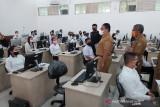 186 peserta SKD CPNS Pemprov Kalteng tak hadir