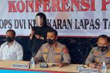 Polri identifikasi tujuh jenazah lagi korban  kebakaran Lapas Tangerang