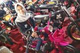 Honda adakan konstes modifikasi motor online
