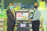 Komunitas Indonesia salurkan bantuan COVID untuk Brunei
