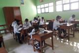 Sekolah di Gunung Kidul mulai uji coba pembelajaran tatap muka