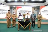 Bank Riau Kepri Jalin kerjasama layanan perbankan dengan Tanjung Pinang