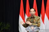 Jokowi minta mahasiswa tidak dipagari program studi