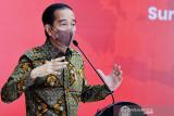 Jokowi dengarkan keluh kesah peternak di Istana Negara