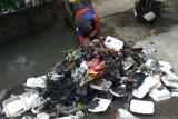 BPBD Sumatera Selatan minta  pemda benahi drainase untuk tekan risiko banjir