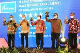 Bank Jateng kembali sabet penghargaan Top BUMD Awards 2021