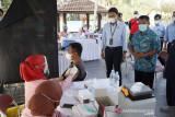 DIY memperluas sasaran vaksin wisata kepada keluarga pelaku parekraf