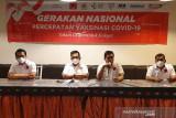Projo gelar vaksinasi gratis di 20 kabupaten/kota di Jateng