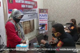 Kantor Imigrasi Banggai Sulteng mudahkan layanan paspor di tengah pandemi