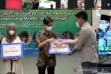 KAHMI Jabar berikan beasiswa 17 orang kuliah di UICI