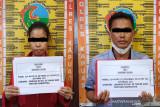 Polisi tangkap dua pengedar sabu di Jalan Lintas Palangka Raya - Timpah