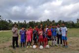Artikel - Kisah Bripka Ever dirikan SSB untuk anak-anak kampung
