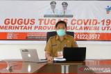 Kasus sembuh dari COVID-19 di Sulawesi Utara meningkat jadi 92,55 persen