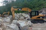 Polda NTB usut aktivitas ekskavator diduga proyek tambang di Sekotong