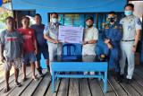 Jasa Raharja Sulawesi Utara salurkan dana CSR Rp70 juta