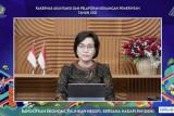 Sri Mulyani pastikan jaga akuntabilitas keuangan dalam menangani pandemi COVID-19