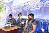 Lantamal VIII kembali gelar vaskinasi di Kampung Bahari Nusantara