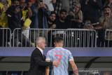 Liga Champions : Solskjaer sebut alasan ganti Ronaldo dan Bruno saat hadapi Young Boys