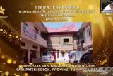 Ini prestasi Perpustakaan Nagari Gantuang Ciri, Kabupaten Solok di lomba tingkat nasional