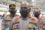 Kejar KKB, Polda Papua kirim dua peleton Brimob ke Kiwirok