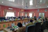 DPRD-Pemkot Palangka Raya mulai bahas KUA-PPAS APBD 2022