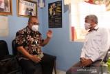 BNN Rote Ndao jajaki kerja sama edukasi narkoba dengan LKBN ANTARA