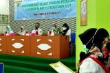 Dinas Kesehatan Barut gelar  Monev program Puskesmas