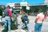TNI bersama warga Sentani Jayapura kerja bhakti bersihkan lingkungan