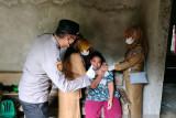 Gerai Vaksin Presisi Polsek Madang Suku II  menyasar dua ODGJ