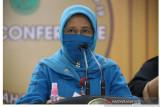 Terus menurun kasus COVID-19 di Riau hanya 152 per hari