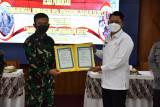 Wabup Sleman membuka kegiatan TMMD Sengkuyung tahap III/2021