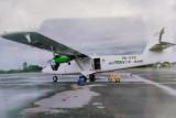 Pesawat Rimbun Air ditemukan di ketinggian 2.400 meter dari Bilogai