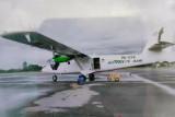 Pesawat Rimbun Air ditemukan hancur di ketinggian 2.400 meter
