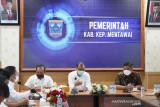 Manajemen PLN Sumbar turun langsung tinjau kondisi kelistrikan di Kepulauan Mentawai