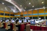 BKD Sulsel : Ratusan peserta tidak hadir tes SKD CPNS di CCC Makassar