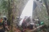 Evakuasi jenazah kru pesawat Rimbun Air di Bilogai Papua terhambat cuaca
