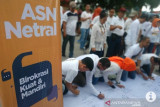 Bawaslu Sulsel kembali tekankan aturan netralitas ASN pada pemilu