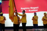 Gubernur Zulkieflimansyah melepas kontingen PON NTB ke Papua