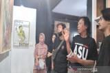Komunitas Seniman Batang gelar pameran karya lukis dekoratif