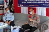 Kepala BNNP Sulsel edukasi bahaya peredaran narkoba di Rutan Kelas IIB Pinrang