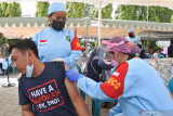 Cakupan vaksinasi COVID-19 di Kota Kupang tertinggi di NTT