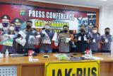 Polres Jakarta Pusat gagalkan peredaran ekstasi palsu produksi rumahan