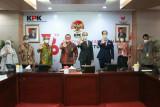 Pimpinan KPK dan Dubes Swiss untuk Indonesia bahas tantangan pemberantasan korupsi
