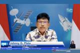Jhony Plate : Presidensi G20 Indonesia percepat pemulihan ekonomi