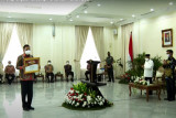 Gubernur Sulut apresiasi peran petani untuk topang ekonomi saat pandemi