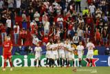 10 pemain Sevilla imbangi RB Salzburg 1-1
