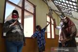 Ruang kelas di tiga sekolah di Kudus ambruk