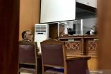Majelis hakim umumkan jadwal tuntutan hingga vonis terhadap Jumhur Hidayat