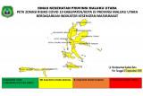 Dinkes Malut sebut seluruh kabupaten/kota masuk zona kuning COVID-19