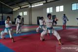Tim Karate Sumbar akan lakukan ini, untuk capai target dari KONI setempat di PON Papua